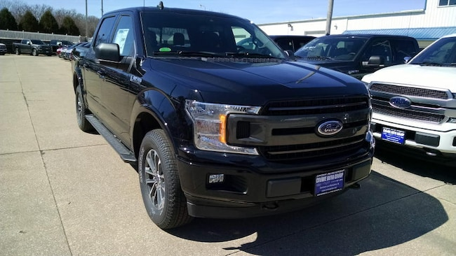 2019 Ford F-150 XLT SuperCrew 4WD Truck