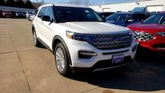 2020 Ford Explorer Limited Hybrid SUV