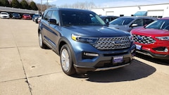 2020 Ford Explorer Limited AWD SUV
