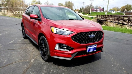 2021 Ford Edge ST Line FWD Crossover