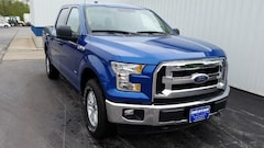2017 Ford F-150 XLT SuperCrew 4WD Crew Cab Truck