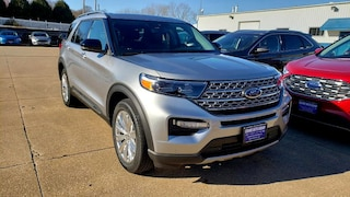 2021 Ford Explorer Limited AWD SUV