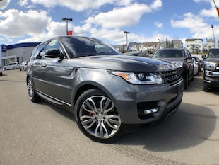2016 Land Rover Range Rover Sport V8 SC Dynamic SUV