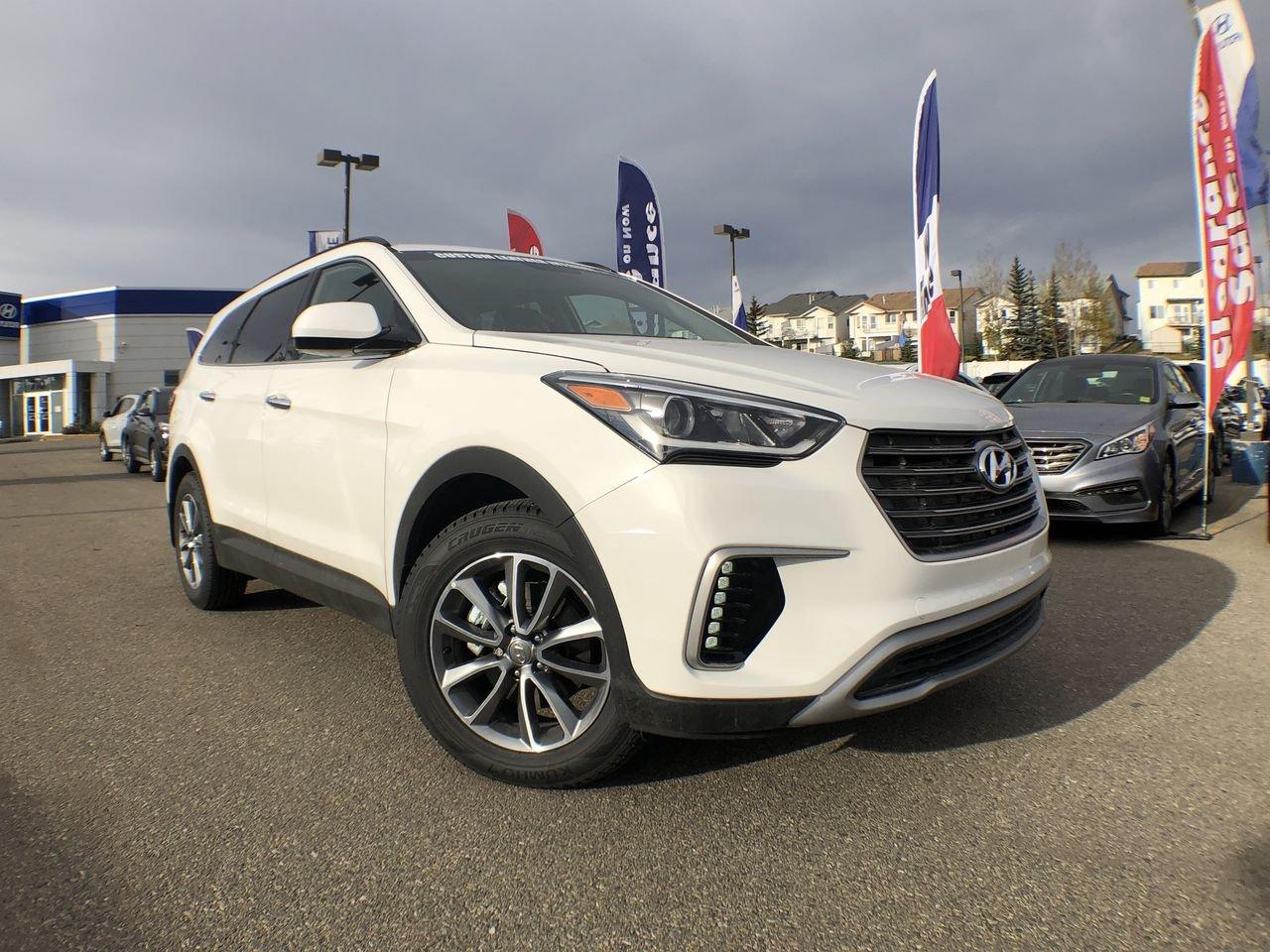 2018 Hyundai Santa Fe XL Base - CUSTOM LEATHER INTERIOR! SUV