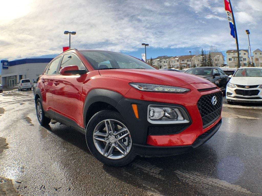 New 2019 Hyundai KONA Essential in CalgaryAB  v