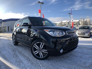2016 Kia Soul SX Luxury Hatchback