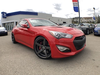 2014 Hyundai Genesis Coupe GT Manual Coupe