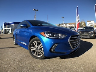 2018 Hyundai Elantra GL SE Crowfoot Sport Edition Sedan