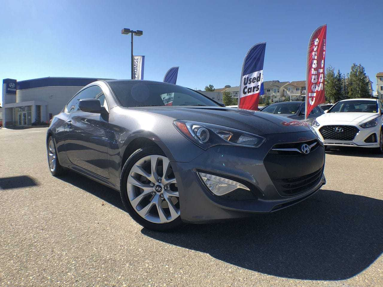 2014 Hyundai Genesis Coupe 2.0T Coupe