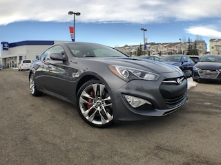 2016 Hyundai Genesis Coupe R-SPEC Manual Coupe