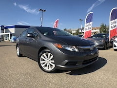 2012 Honda Civic EX (M5) Sedan