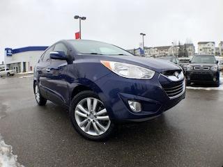 2012 Hyundai Tucson Limited w/ Navigation SUV