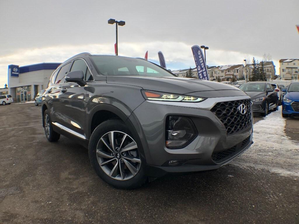 2019 Hyundai Santa Fe Preferred w/Sunroof SUV