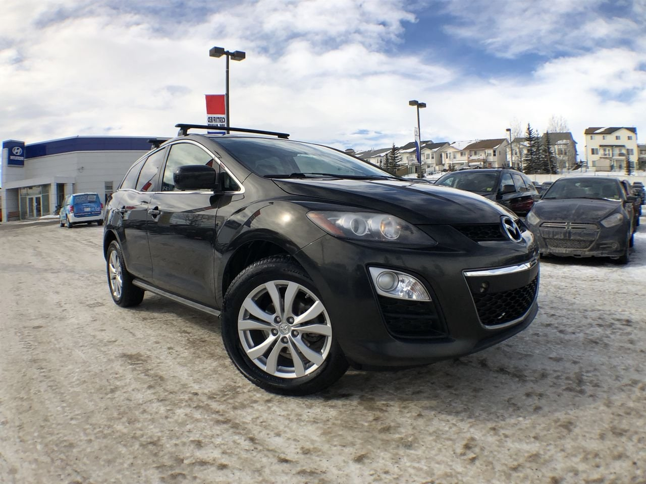 2012 Mazda CX-7 GS (A6) SUV
