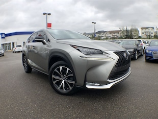 2015 LEXUS NX 200t F SPORT EXECUTIVE SUV