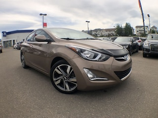 2015 Hyundai Elantra GLS Manual Sedan