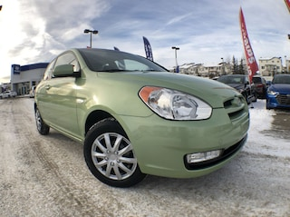 2010 Hyundai Accent GL Sport Manual Hatchback