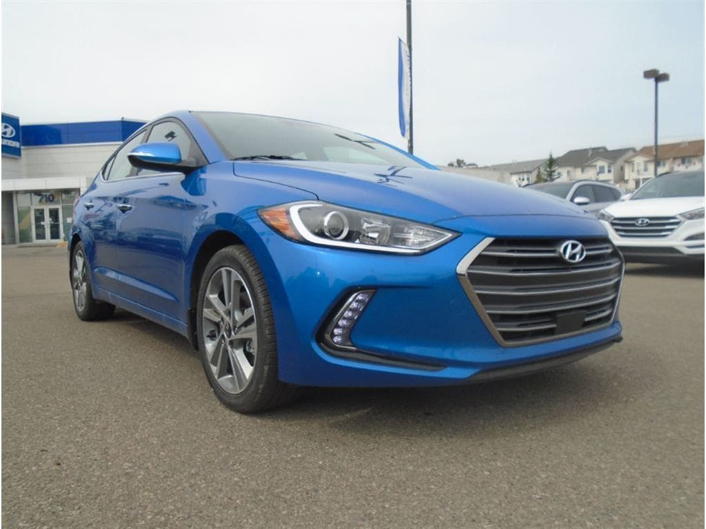 2017 Hyundai Elantra Limited SE Sedan