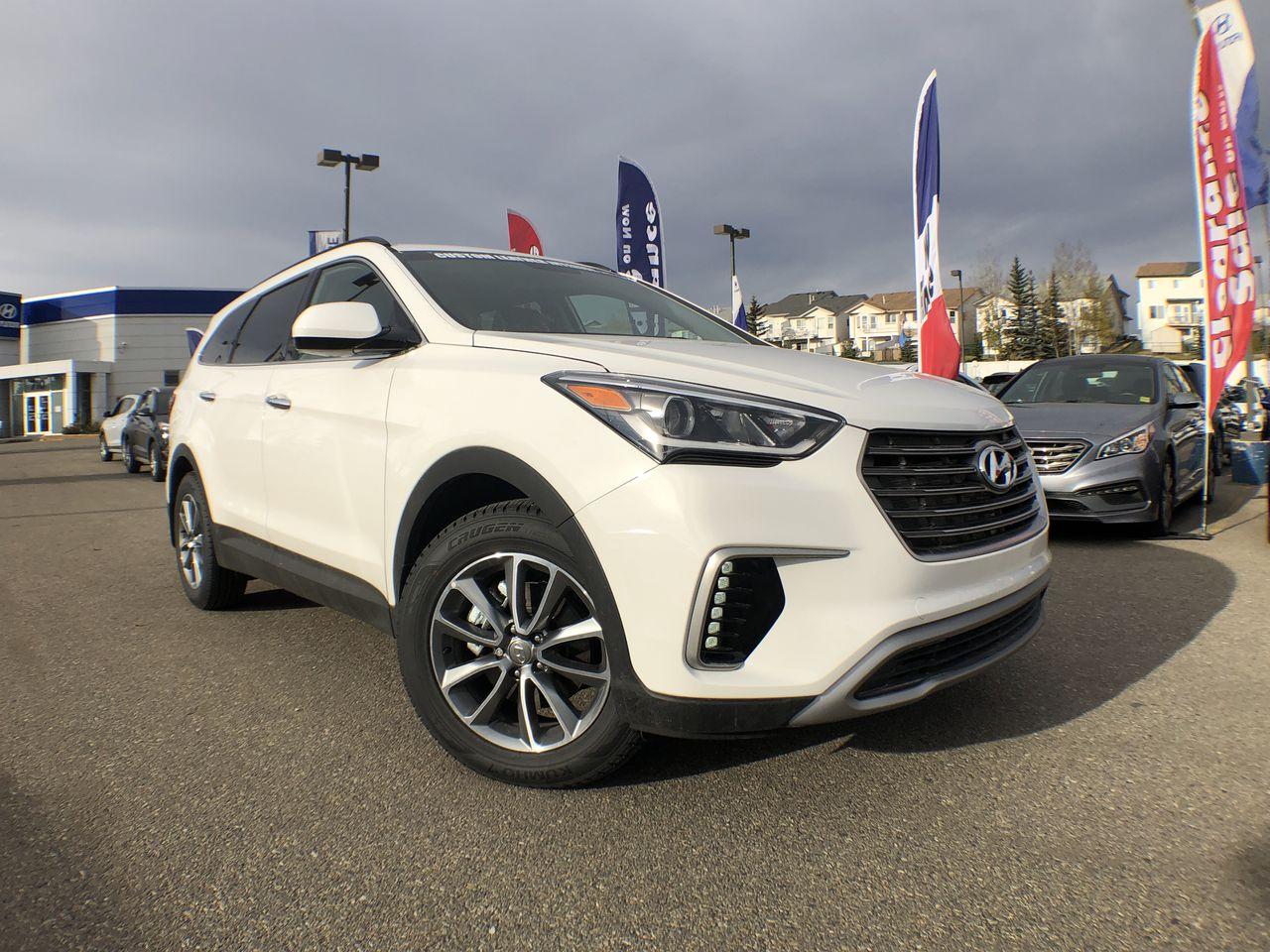 New 2018 Hyundai Santa Fe XL Base - CUSTOM LEATHER INTERIOR! in ...