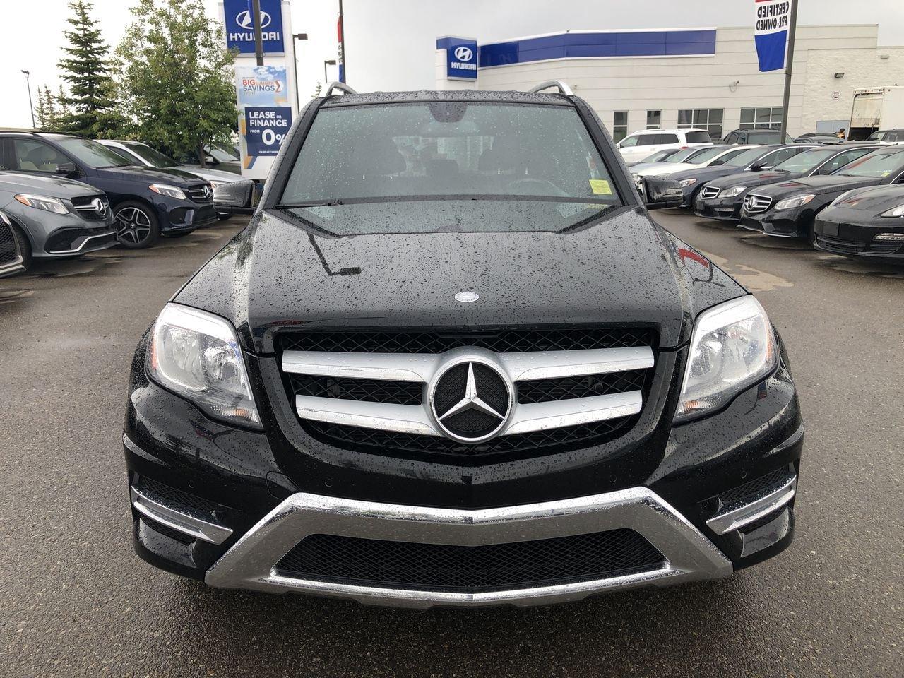 Used 2014 Mercedes Benz Glk Glk 350 In Calgaryab V