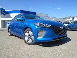 2018 Hyundai Ioniq Hybrid Blue Sedan