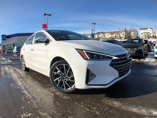 2019 Hyundai Elantra Ultimate Sedan