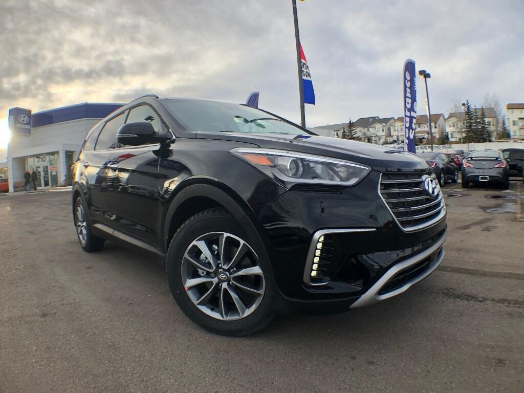 New 2019 Hyundai Santa Fe Xl Luxury 7 Passenger In Calgaryab V
