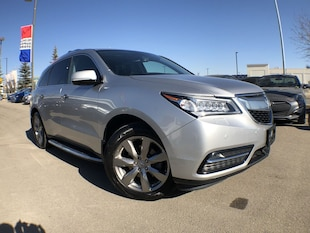 2014 Acura MDX Elite Package SUV
