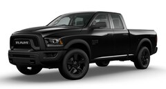 New 2020 Ram 1500 Classic WARLOCK QUAD CAB 4X4 6'4 BOX Quad Cab 20C0646 in Bristol, CT