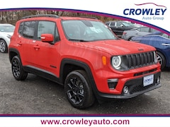 New 2020 Jeep Renegade ALTITUDE 4X4 Sport Utility 20C0668 in Bristol, CT