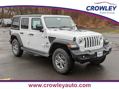 2020 Jeep Wrangler UNLIMITED FREEDOM 4X4 Sport Utility in Bristol, CT