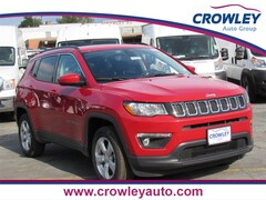 New 2019 Jeep Compass LATITUDE 4X4 Sport Utility 19C1476 in Bristol, CT