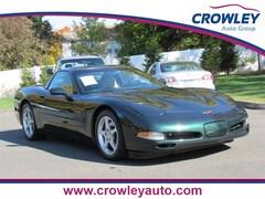 Used 2001 Chevrolet Corvette Coupe 19C0769BAA in Bristol, CT