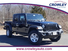 New 2020 Jeep Gladiator SPORT S 4X4 Crew Cab 20C0545 in Bristol, CT