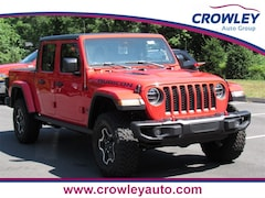 New 2020 Jeep Gladiator RUBICON 4X4 Crew Cab 20C0015 in Bristol, CT