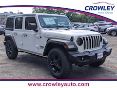 New 2021 Jeep Wrangler UNLIMITED ALTITUDE 4X4 Sport Utility 21C0018 in Bristol, CT
