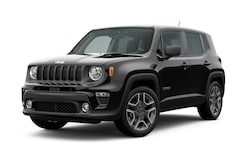 New 2020 Jeep Renegade JEEPSTER 4X4 Sport Utility 20C0848 in Bristol, CT