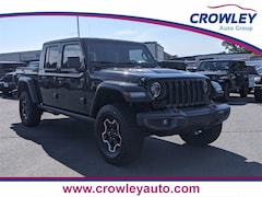 Certified Pre-Owned 2020 Jeep Gladiator Rubicon Truck 1C6JJTBG4LL100559 20104A in Bristol, CT