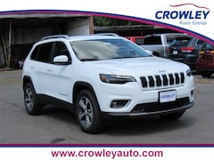2019 Jeep Cherokee LIMITED 4X4 Sport Utility in Bristol, CT