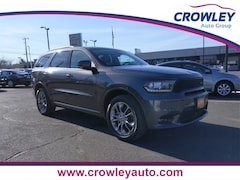 Certified Pre-Owned 2019 Dodge Durango GT SUV 1C4RDJDG8KC632951 19815A in Bristol, CT