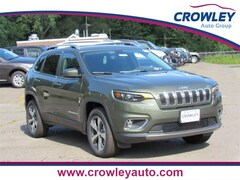New 2019 Jeep Cherokee LIMITED 4X4 Sport Utility 19C1233 in Bristol, CT