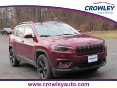 New 2020 Jeep Cherokee ALTITUDE 4X4 Sport Utility 20C0511 in Bristol, CT