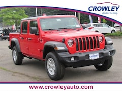 New 2020 Jeep Gladiator SPORT S 4X4 Crew Cab 20C0018 in Bristol, CT
