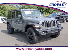 New 2021 Jeep Wrangler UNLIMITED ALTITUDE 4X4 Sport Utility 21C0020 in Bristol, CT