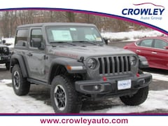 New 2020 Jeep Wrangler RUBICON 4X4 Sport Utility 20C0472 in Bristol, CT
