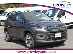 2019 Jeep Compass LIMITED 4X4 Sport Utility in Bristol, CT