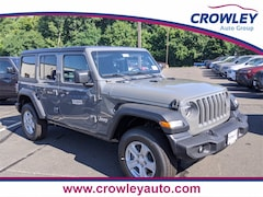 2020 Jeep Wrangler UNLIMITED SPORT S 4X4 Sport Utility in Bristol, CT