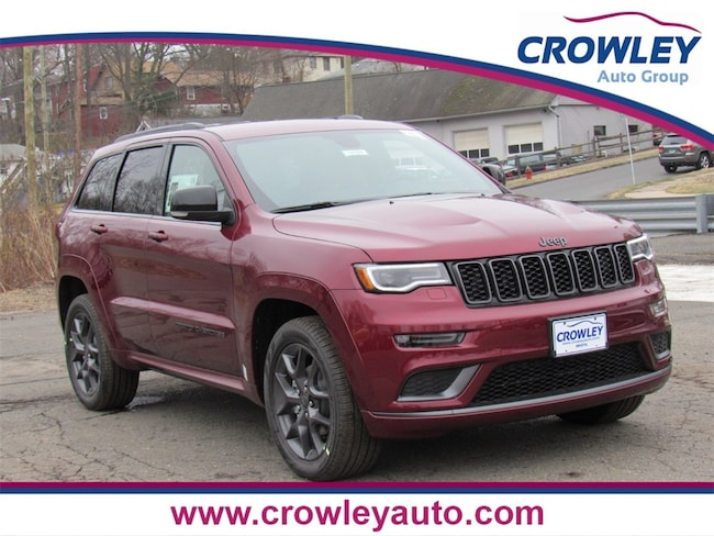 New 2019 Jeep Grand Cherokee LIMITED X 4X4 Sport Utility for sale/lease Bristol, CT