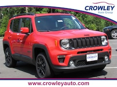 2019 Jeep Renegade ALTITUDE 4X4 Sport Utility in Bristol, CT