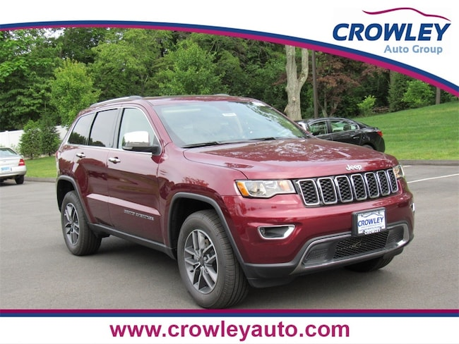New 2019 Jeep Grand Cherokee LIMITED 4X4 Sport Utility for sale/lease Bristol, CT